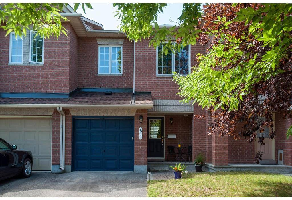 Townhouse for sale at 54 Landover Cres Ottawa Ontario - MLS: 1161840