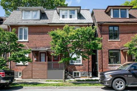 Townhouse for sale at 54 Lansdowne Ave Toronto Ontario - MLS: W4479117