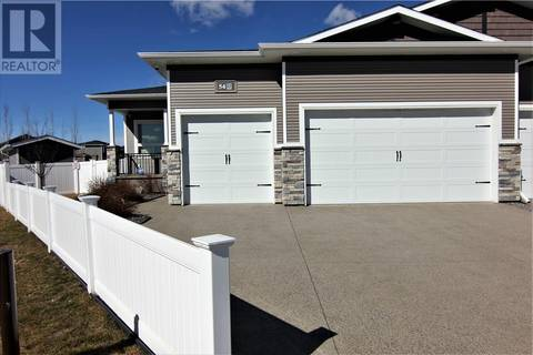 Townhouse for sale at 54 Little Cs Red Deer Alberta - MLS: ca0162685