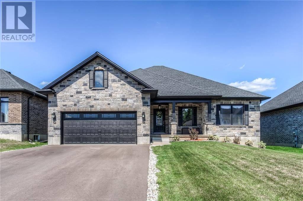 House for sale at 54 Lock St Innerkip Ontario - MLS: 30758723