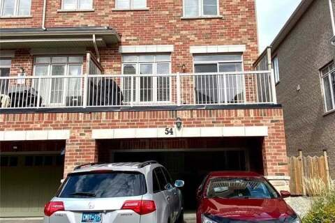 Townhouse for sale at 54 Mack Clement Ln Richmond Hill Ontario - MLS: N4932635