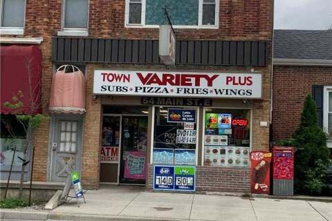 Commercial property for sale at 54 Main St Chatham-kent Ontario - MLS: X4835118