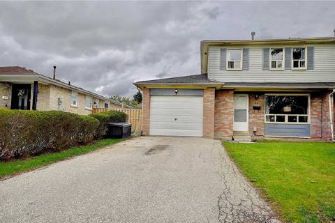 Townhouse for sale at 54 Marblehead Cres Brampton Ontario - MLS: W4452928