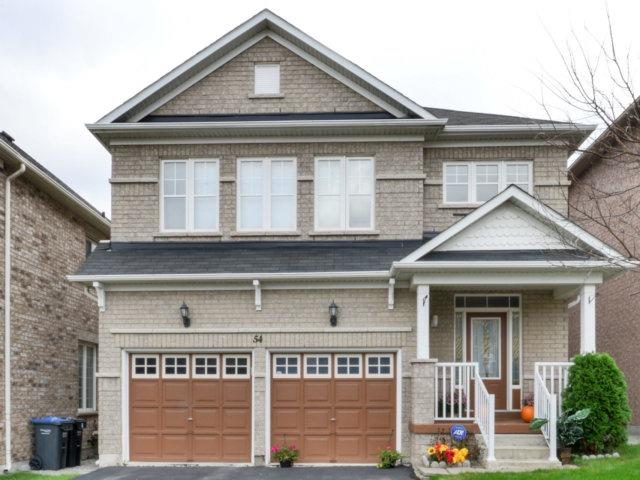 Sold: 54 Martree Crescent, Brampton, ON