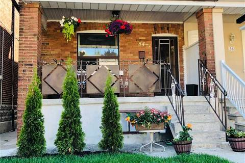 Townhouse for sale at 54 Mcroberts Ave Toronto Ontario - MLS: W4497666
