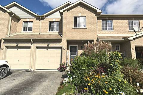 Townhouse for sale at 54 Michelle Dr Orillia Ontario - MLS: S4604322