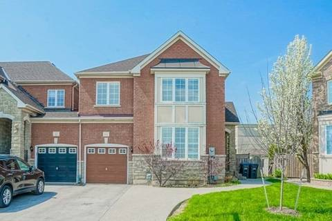 Townhouse for rent at 54 Millhouse Me Brampton Ontario - MLS: W4455505