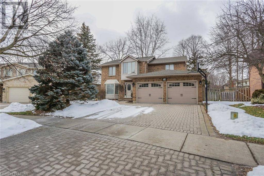 House for sale at 54 Mountainview Cres London Ontario - MLS: 245793