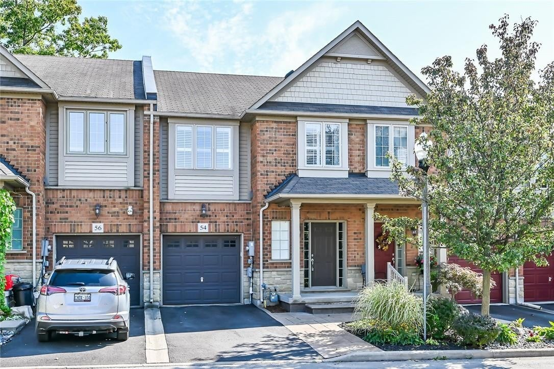 Townhouse for sale at 54 Myers Ln Ancaster Ontario - MLS: H4088857