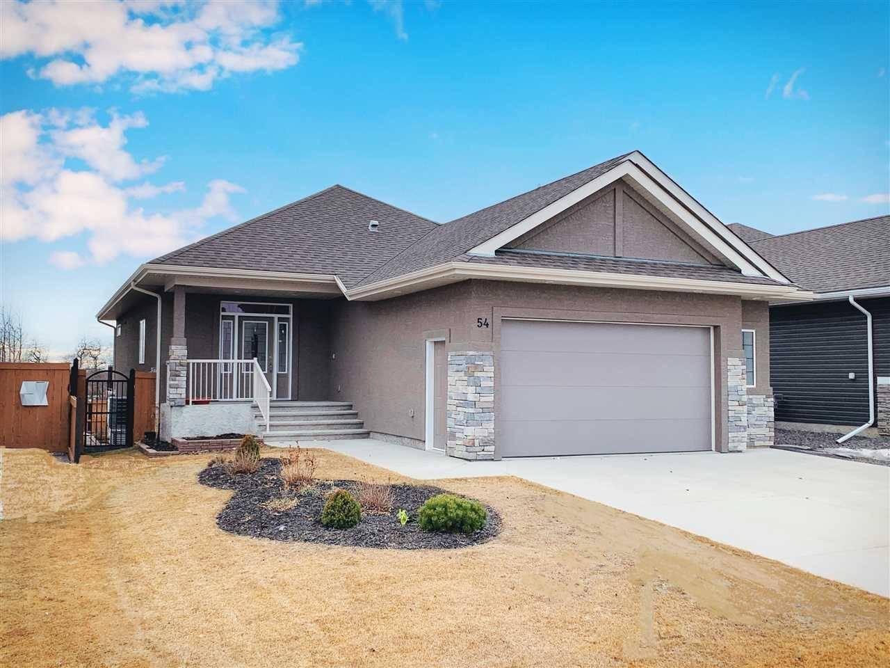 House for sale at 54 Newgate Wy St. Albert Alberta - MLS: E4190046
