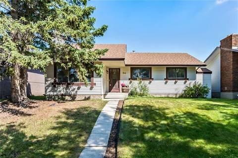 House for sale at 54 Okotoks Dr Okotoks Alberta - MLS: C4274993
