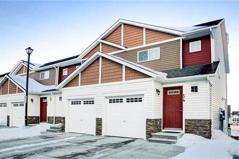 Townhouse for sale at 54 Pantego Ln Northwest Calgary Alberta - MLS: C4254040