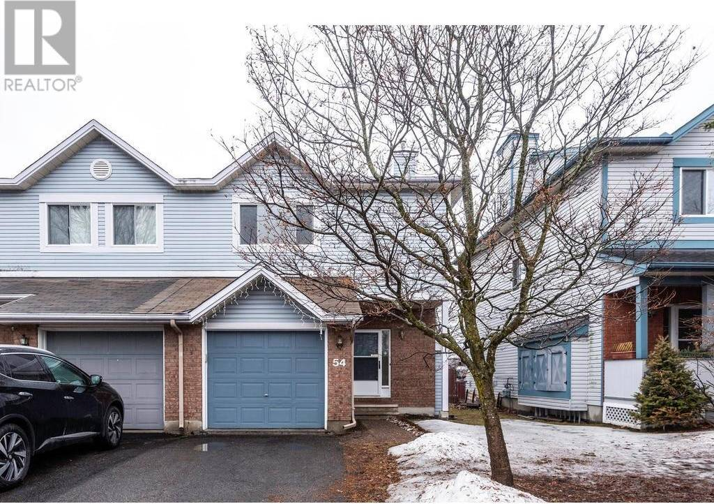 Townhouse for sale at 54 Piper Cres Ottawa Ontario - MLS: 1187672