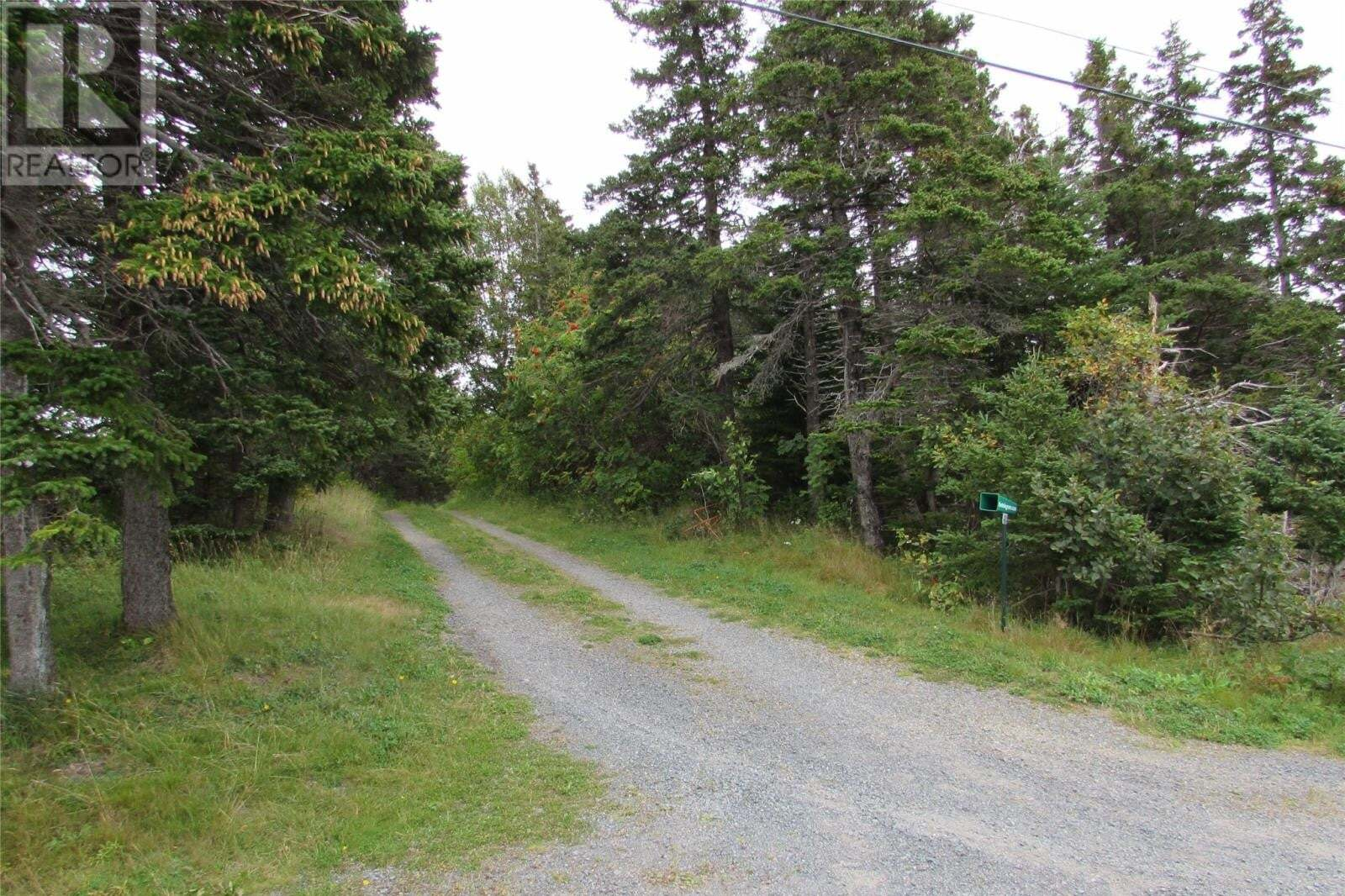 Residential property for sale at 54 Point Rd Chapel's Cove Newfoundland - MLS: 1207320