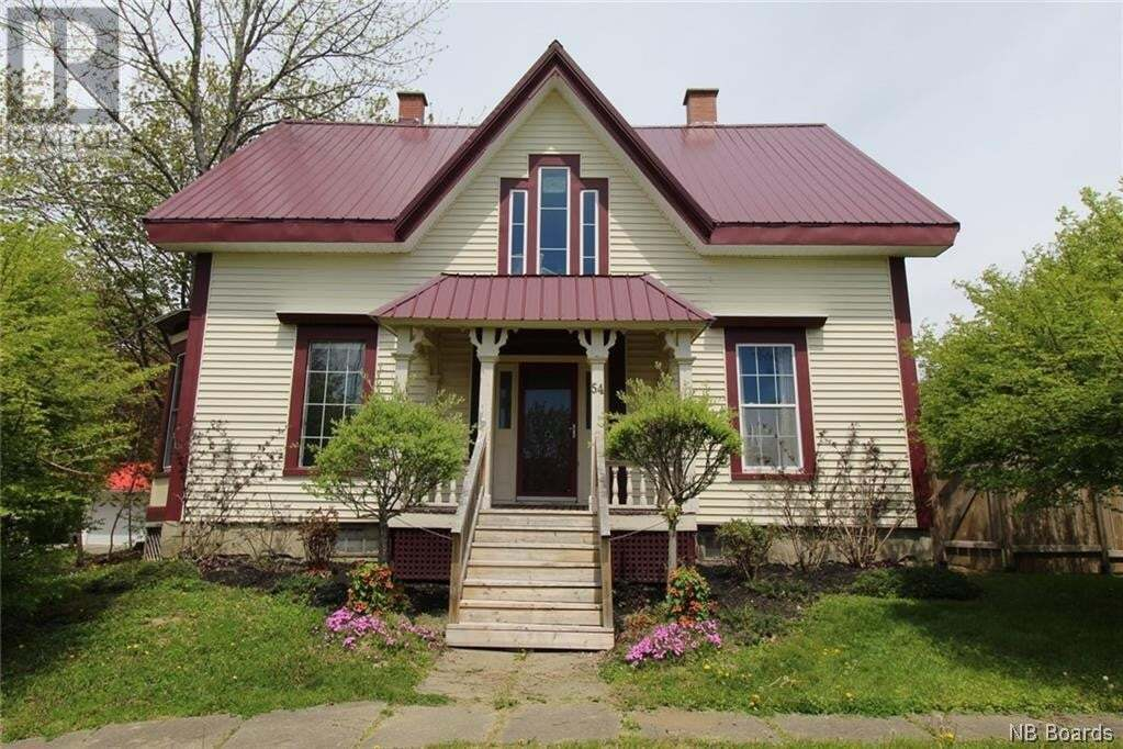House for sale at 54 Prince William St St. Stephen New Brunswick - MLS: NB041695