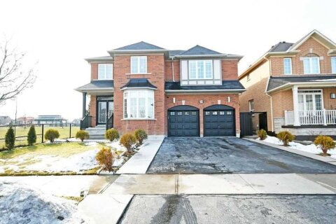 House for sale at 54 Quailvalley Dr Brampton Ontario - MLS: W5086557