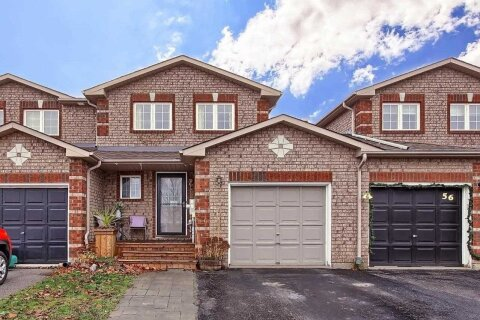 Townhouse for sale at 54 Quinlan Rd Barrie Ontario - MLS: S5001465