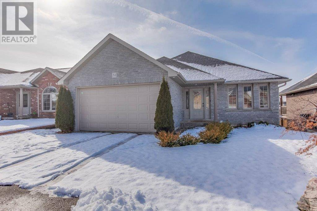 House for sale at 54 Redbud Cres Simcoe Ontario - MLS: 30789760