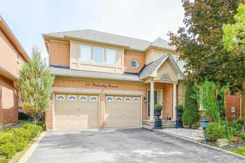 House for sale at 54 Richvalley Cres Richmond Hill Ontario - MLS: N4914623