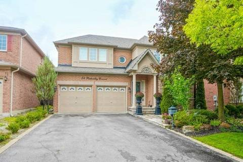 House for sale at 54 Richvalley Cres Richmond Hill Ontario - MLS: N4571858