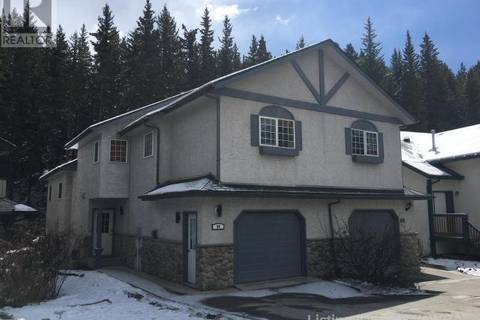 Townhouse for sale at 54 Ridge Rd Canmore Alberta - MLS: 49485