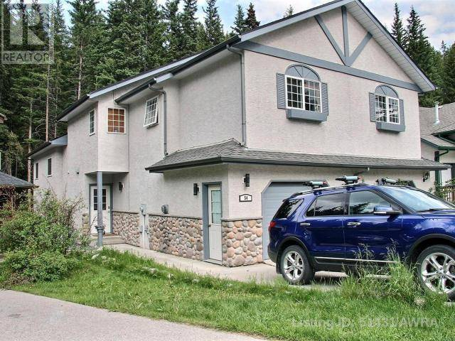 Townhouse for sale at 54 Ridge Rd Canmore Alberta - MLS: 51431