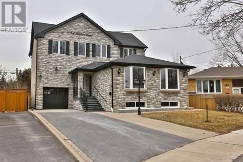 House for rent at 54 Risdon Ct Toronto Ontario - MLS: W4479597