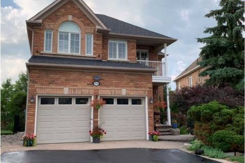 House for sale at 54 Robina Ave Halton Hills Ontario - MLS: W4513561