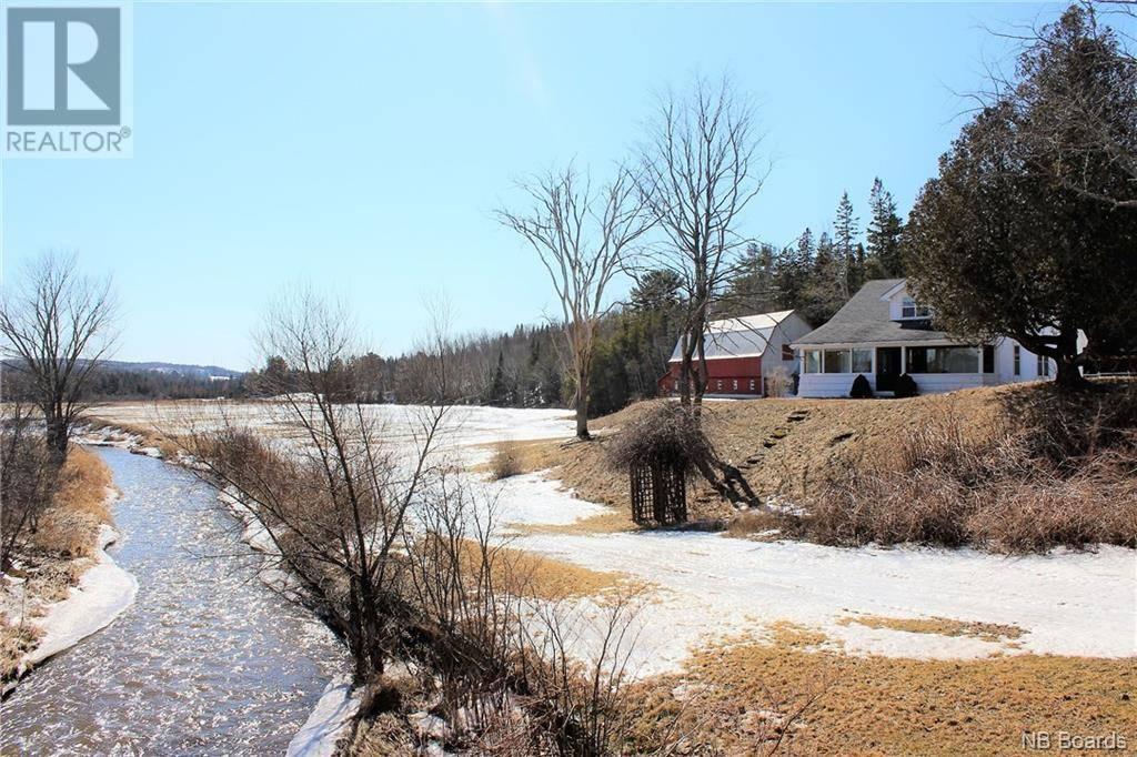House for sale at  54 Rte Belleisle Creek New Brunswick - MLS: NB042137