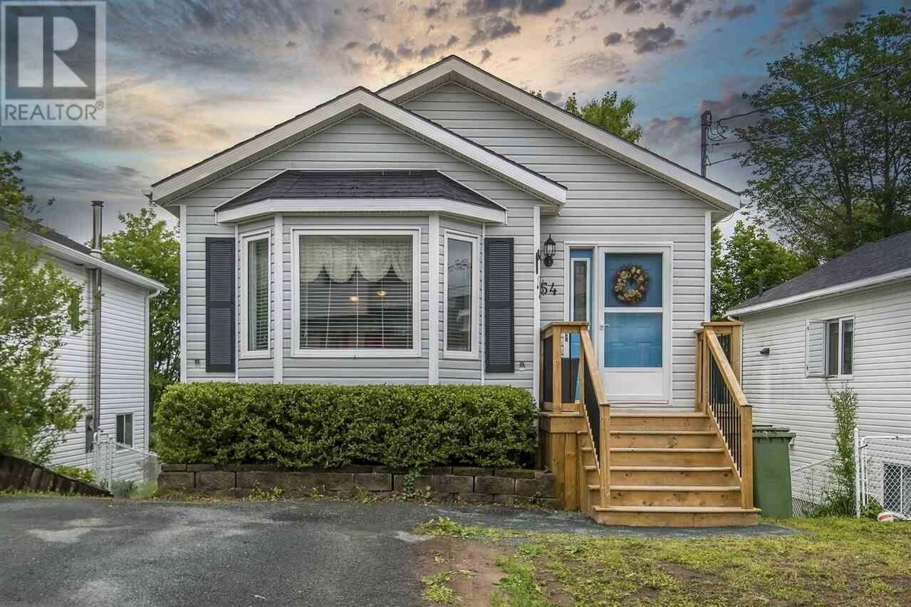 House for sale at 54 Serocco Cres Dartmouth Nova Scotia - MLS: 202012652