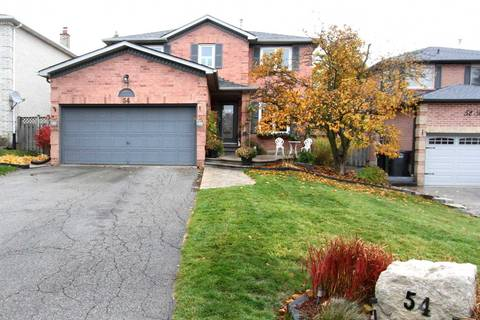 House for sale at 54 St Michaels Cres Caledon Ontario - MLS: W4660745
