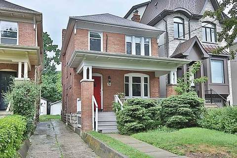 House for sale at 54 Standish Ave Toronto Ontario - MLS: C4695597