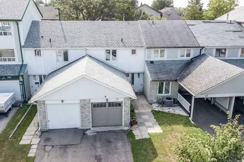 Townhouse for sale at 54 Traverston Crct Brampton Ontario - MLS: W4547456