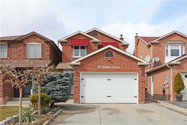 For Sale: 54 Twinberry Crescent, Vaughan, ON | 3 Bed, 4 Bath House for $899,900. See 20 photos!