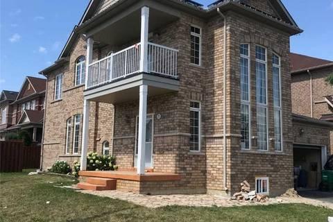House for rent at 54 Vanderbrink Dr Brampton Ontario - MLS: W4543097