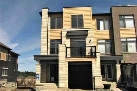 Townhouse for sale at 54 Vantage Loop  Newmarket Ontario - MLS: N4420260