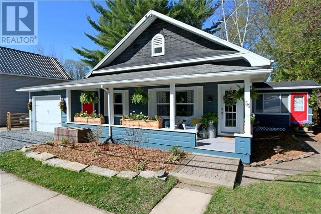 House for sale at 54 Victoria St Bracebridge Ontario - MLS: 260133