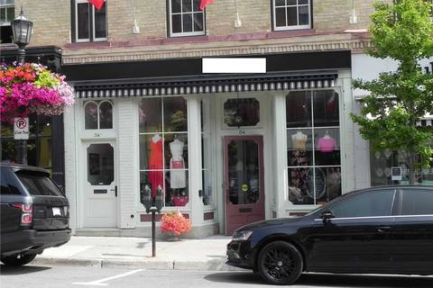 Commercial property for sale at 54 Walton St Port Hope Ontario - MLS: X4668693