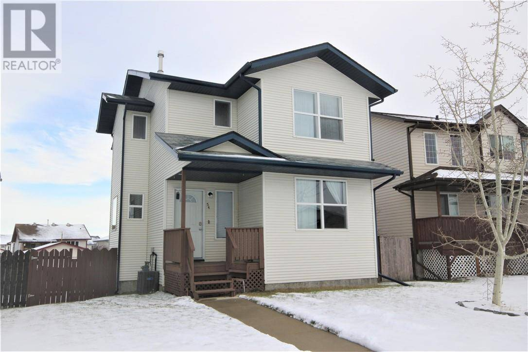 House for sale at 54 Whiterock Cs Blackfalds Alberta - MLS: ca0183453