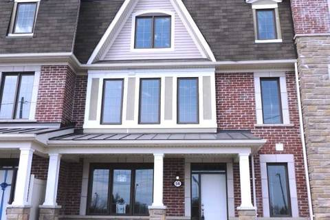 Townhouse for rent at 54 William F Bell Pkwy Richmond Hill Ontario - MLS: N4732250