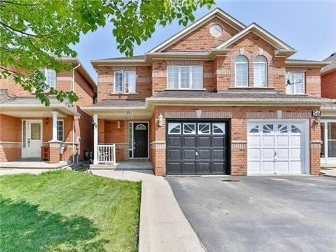 Townhouse for rent at 54 Winners Circ Brampton Ontario - MLS: W4517981