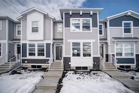Townhouse for sale at 54 Wolf Hollow Pk Southeast Calgary Alberta - MLS: C4278372