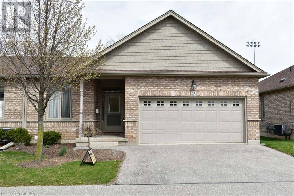 Residential property for sale at 23 Spitfire St Unit 540 Woodstock Ontario - MLS: 244768