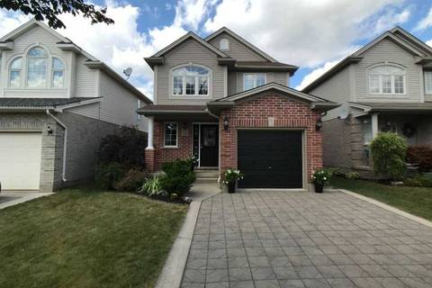 House for sale at 540 Cudmore Cres London Ontario - MLS: X4552557