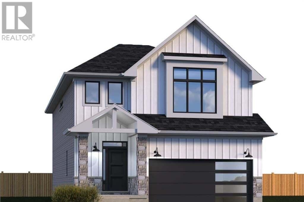 House for sale at 540 Doonwoods Cres Kitchener Ontario - MLS: 30820419