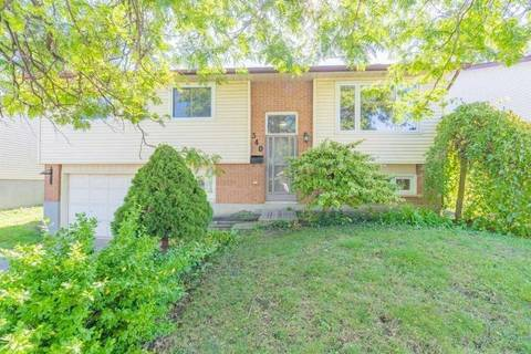 House for sale at 540 Kortright Rd Guelph Ontario - MLS: X4607222