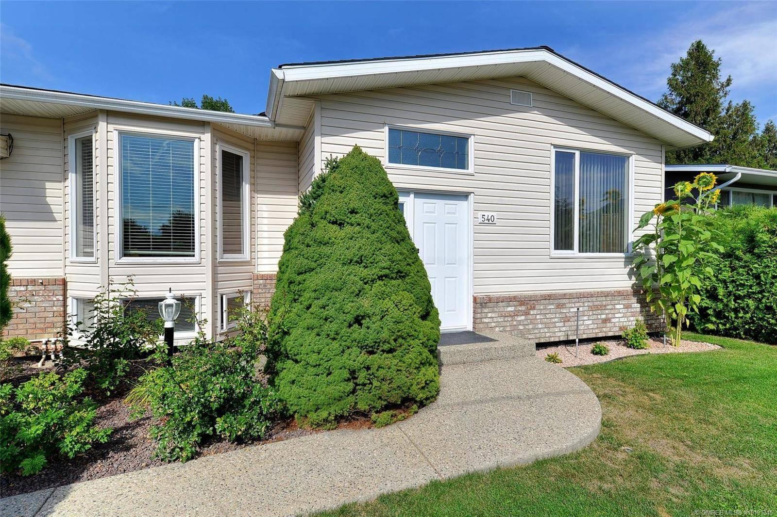 House for sale at 540 Patrick Rd Kelowna British Columbia - MLS: 10191345
