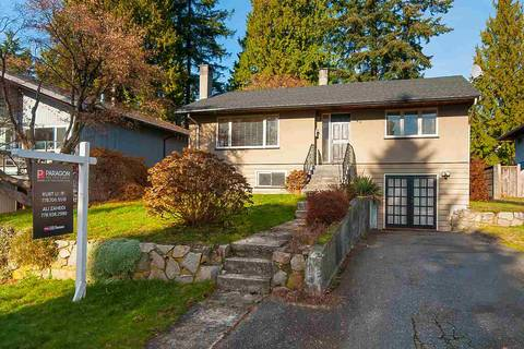 House for sale at 540 21st St W North Vancouver British Columbia - MLS: R2411639