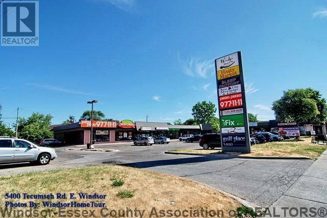 Commercial property for lease at 5400 Tecumseh  East Windsor Ontario - MLS: 1711723