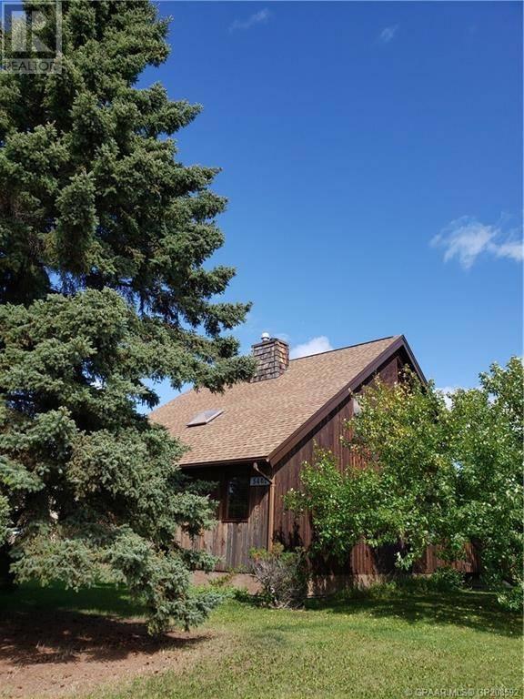 House for sale at 5401 52 Street Crescent Berwyn Alberta - MLS: GP208592